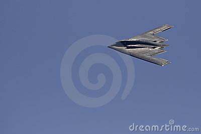 Stealth Bomber Editorial Photo