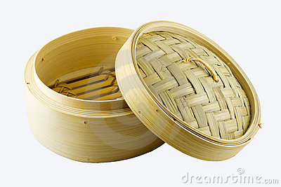 Dim sum steam basket
