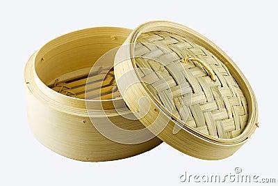 Dim sum steam basket