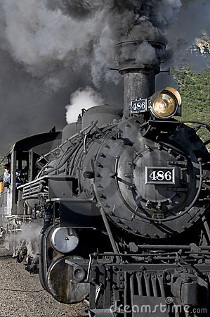 Free Steam Engine Royalty Free Stock Photography - 5784007