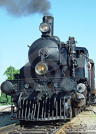 Free Steam Engine Front Stock Photos - 3913