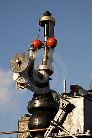 Steam Engine regulator