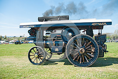 Steam Engine Editorial Stock Photo
