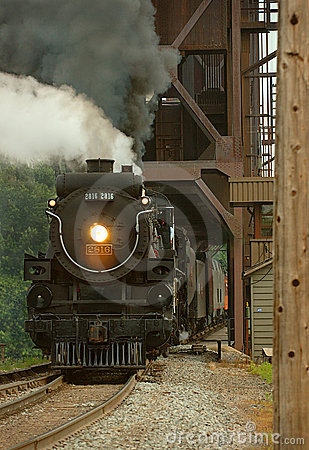 Free Steam Locomotive Royalty Free Stock Photos - 189458