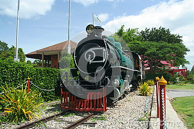 Steam locomotive Editorial Image