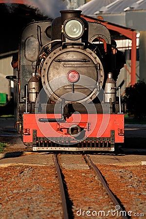 Free Steam Locomotive Stock Photo - 9276740