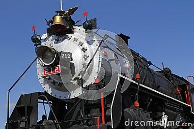 Steam locomotive I