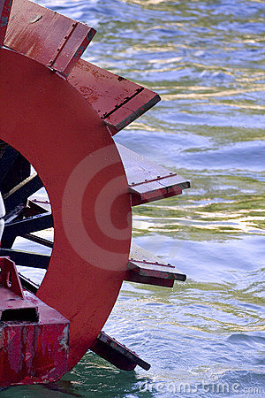 Free Steam Paddle Boat Stock Photography - 3747732