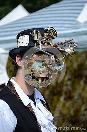 Steam punk Editorial Photo