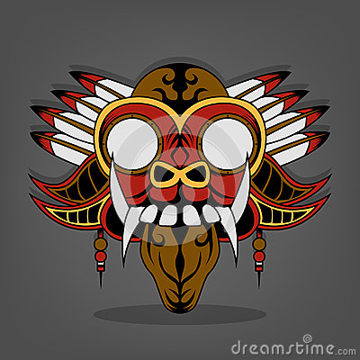 Steam punk Barong Bali
