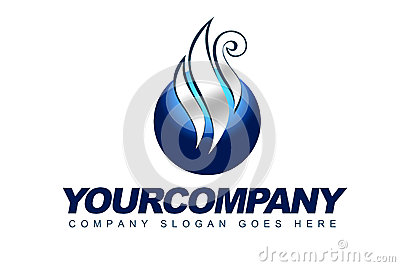 Steam sphere Logo