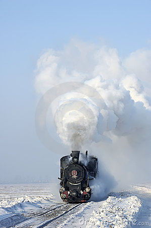 Free Steam Train Royalty Free Stock Photos - 12782368