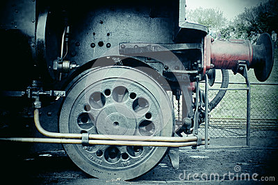 Steam Train Royalty Free Stock Photography - Image: 26612517