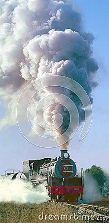 Free Steam Train Stock Photo - 2736750