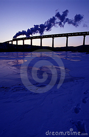Free Steam Train Stock Photography - 4877222