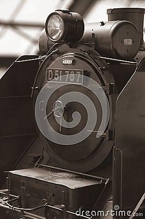 Free Steam Train Royalty Free Stock Photo - 950245