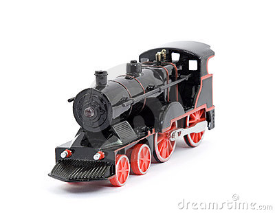 how to make a toy steam engine train