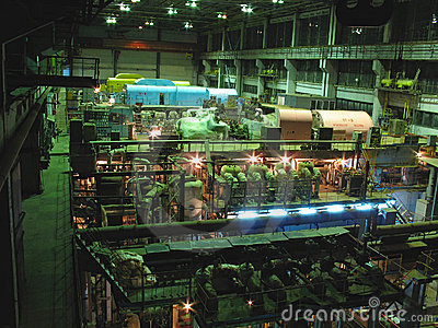 Steam turbines, machinery, pipes, tubes