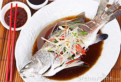 Steamed Snapper with Soy Sauce2
