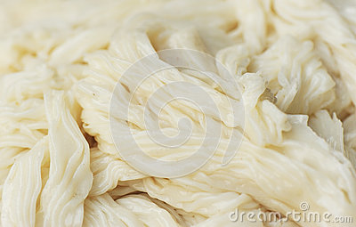 Steamed vermicelli roll