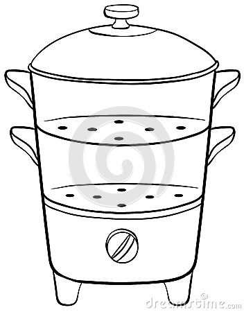 Clip Art Double Boiler