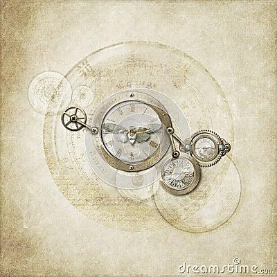 Steampunk Simplicity