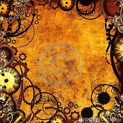 Free Steampunk Texture Royalty Free Stock Image - 23784306