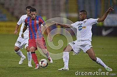 Steaua Bucharest - CFR Cluj Editorial Image
