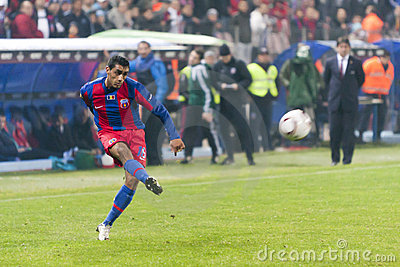 Steaua Bucharest - Utrecht (EUROPA LEAGUE) Editorial Photography