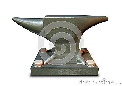 Steel Anvil Side