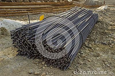 Steel building armature 2