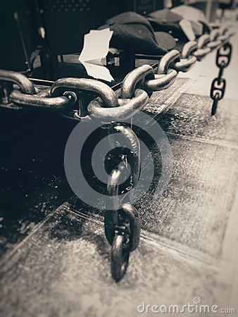 Steel Chains In Grayscale Photography Free Public Domain Cc0 Image