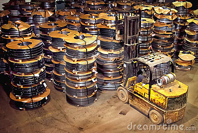 Steel Coil Warehouse Hilo