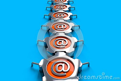 Steel email