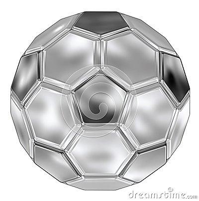 Steel football