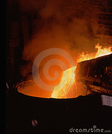 Free Steel Making Stock Photo - 2274640