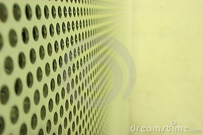 Steel mesh screen II