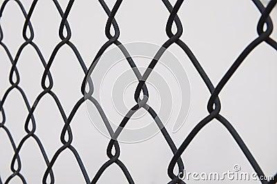 Steel net background
