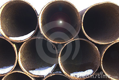 Steel pipes 2