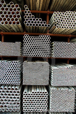 Free Steel Pipes Stock Image - 2361501