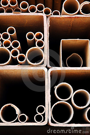 Free Steel Pipes Stock Images - 2361604