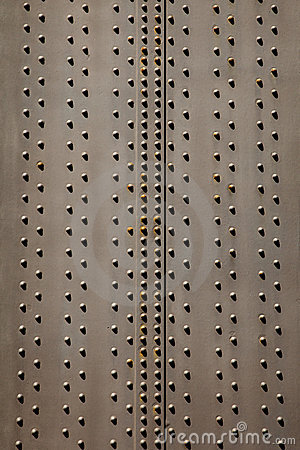Free Steel Plate And Rivets Stock Images - 15662774