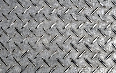 Steel Plate Texture A steel plate texture with