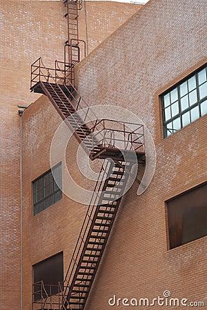 Steel Staircases of Mesuem