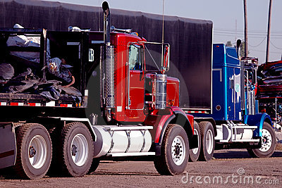 Steel trucks
