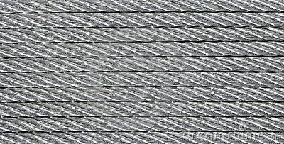 Steel twisted cables
