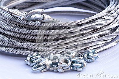 Steel Wire Rope and hook