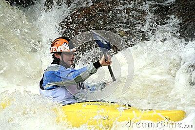 Steep Creek Championship - Vail Colorado Editorial Image