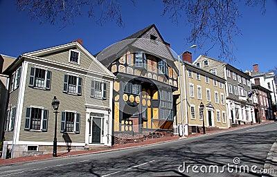 Steeple Street