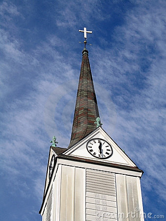 Steeple In Time
